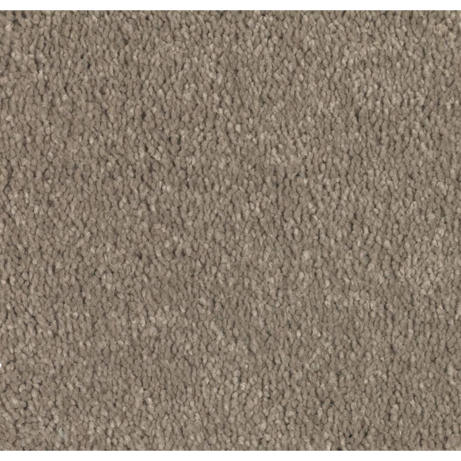 STAINMASTER Essentials Decor Flair Soothing Neutral Plush Carpet Sample