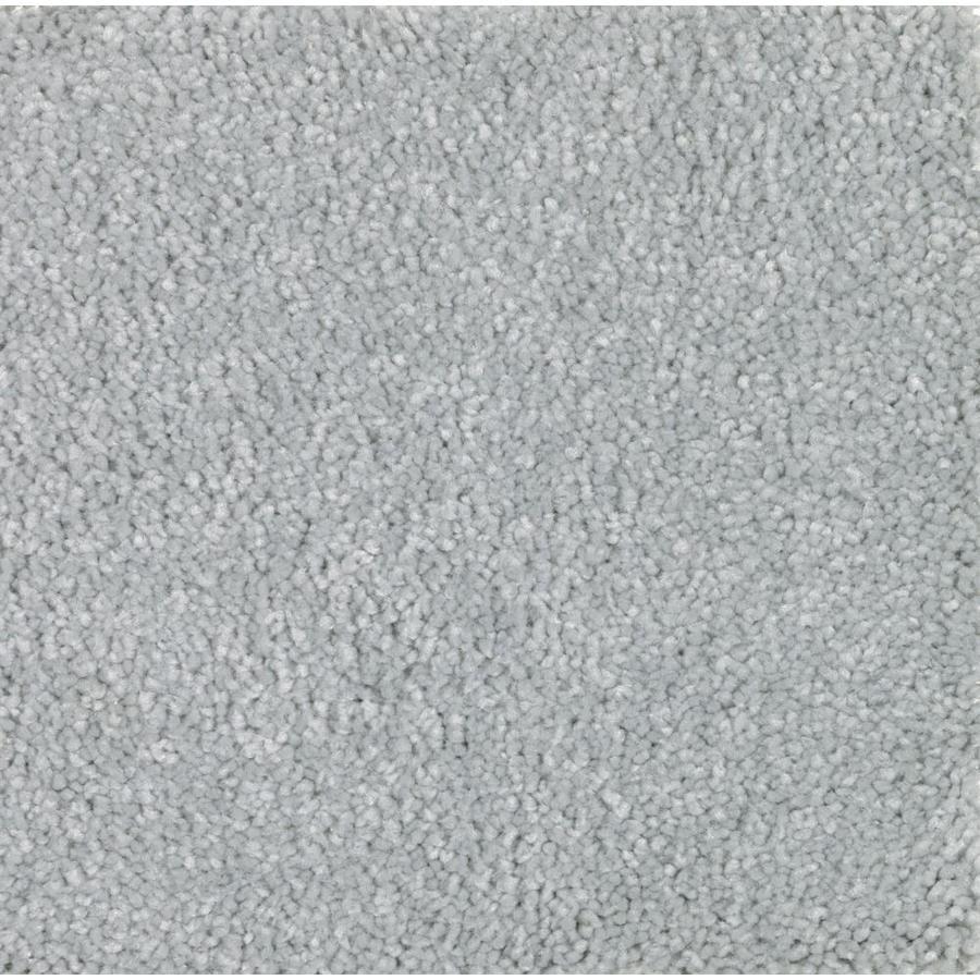 STAINMASTER Essentials Decor Flair Cool Morning Plush Carpet Sample