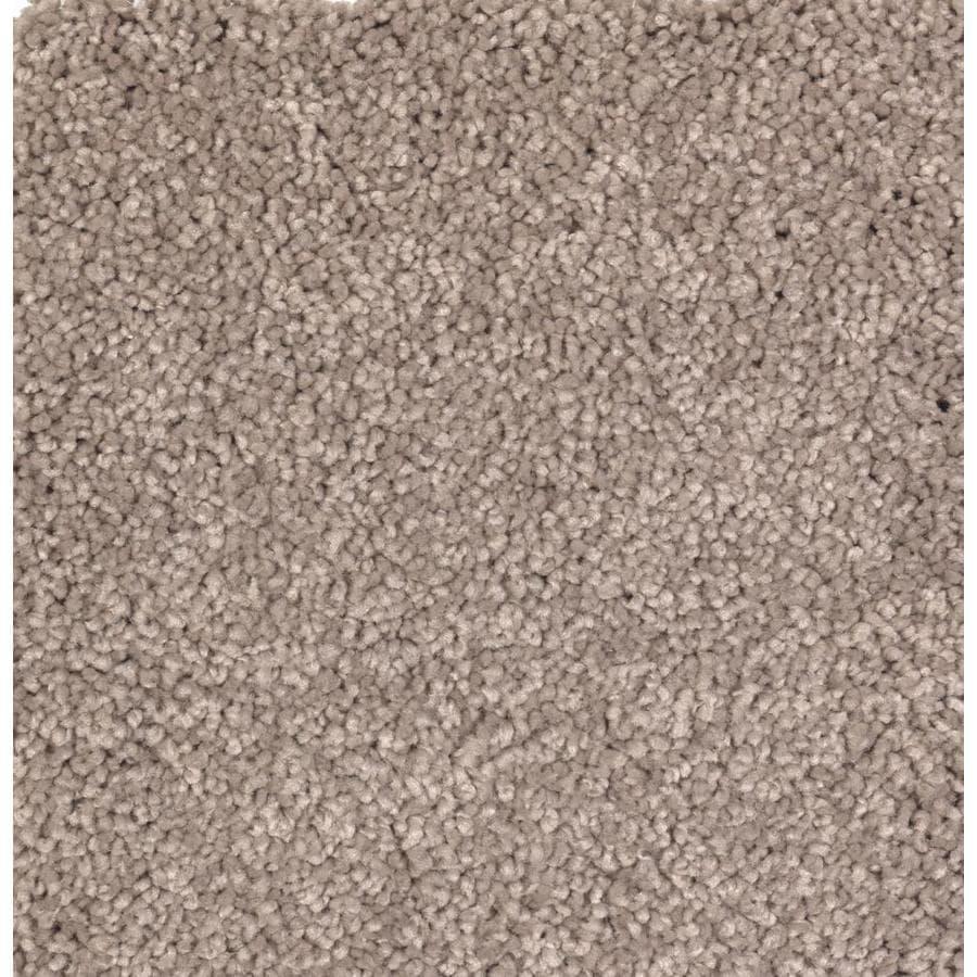 STAINMASTER Essentials Decor Fashion Scotch Tweed Plush Carpet Sample