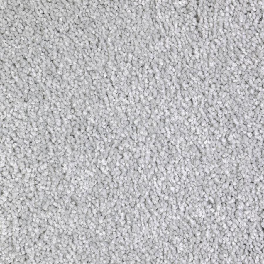 STAINMASTER Essentials Decor Fashion Cool Morning Plush Carpet Sample