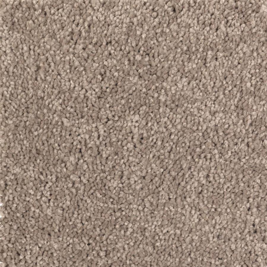 STAINMASTER Essentials Decor Fashion Pralines Plush Carpet Sample