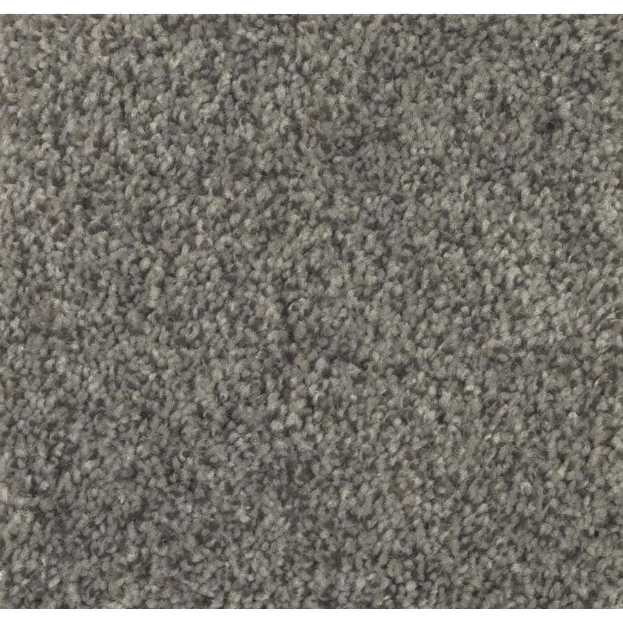 STAINMASTER Essentials Tonal Look Walnut Shell Carpet Sample