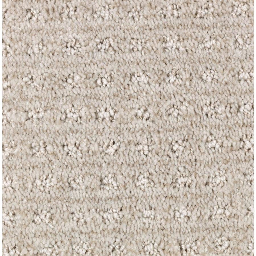 STAINMASTER Essentials Fashion Lane Champagne Glee Carpet Sample