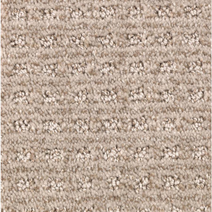 STAINMASTER Essentials Fashion Lane Tawny Tan Carpet Sample