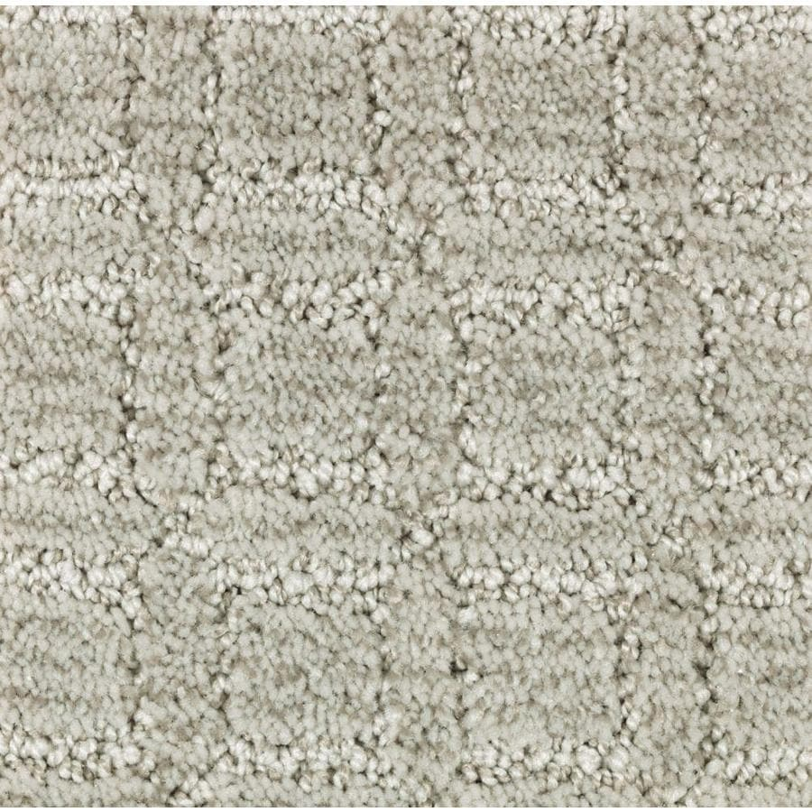 STAINMASTER Essentials Fashion Walk Sweet Innocence Carpet Sample