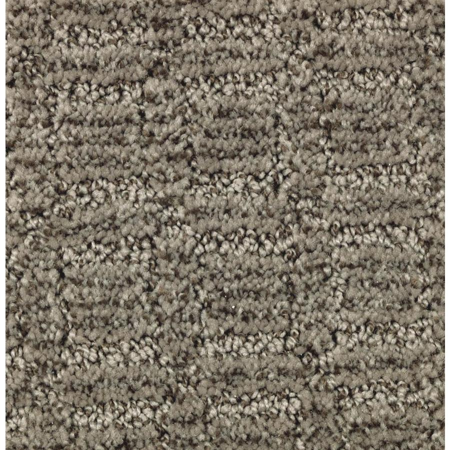Shop stainmaster essentials fashion walk perfect taupe for Taupe color carpet