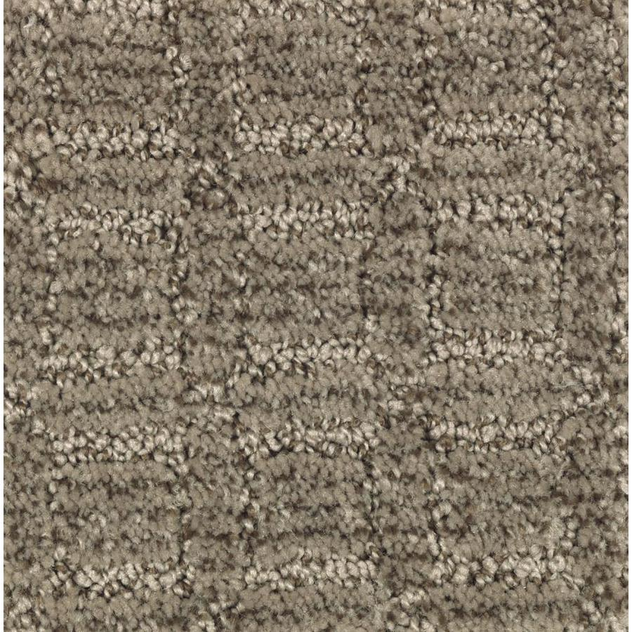 STAINMASTER Essentials Fashion Walk Caramel Toffee Carpet Sample