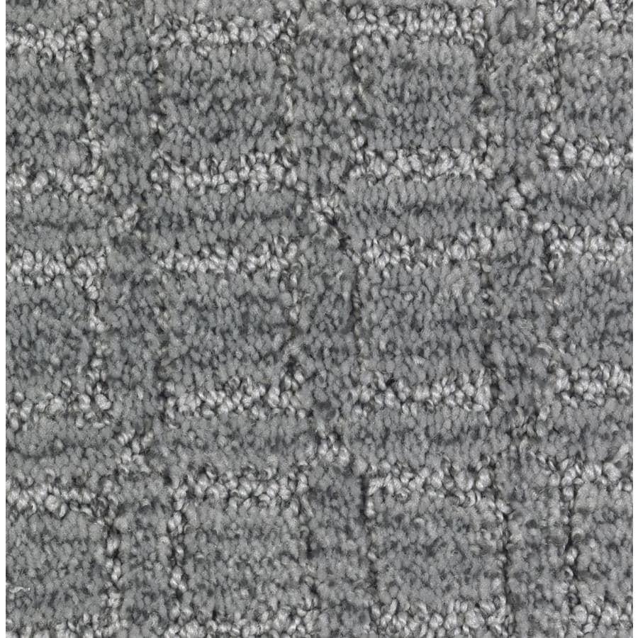 STAINMASTER Essentials Fashion Walk Blue Twilight Carpet Sample