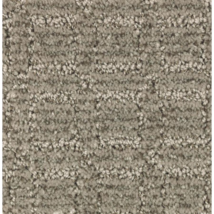STAINMASTER Essentials Fashion Walk Faint Maple Carpet Sample
