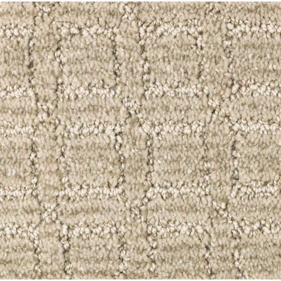 STAINMASTER Essentials Fashion Walk Tawny Tan Carpet Sample