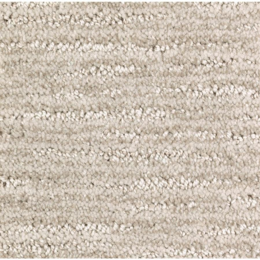 STAINMASTER Essentials Fashion Style Champagne Glee Carpet Sample