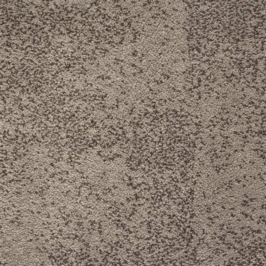 STAINMASTER TruSoft Kasbah Rich Velvet Berber/Loop Carpet Sample