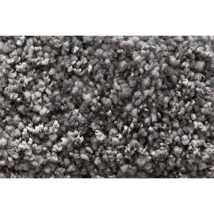 STAINMASTER TruSoft Footloose Rendezvous Plush Carpet Sample