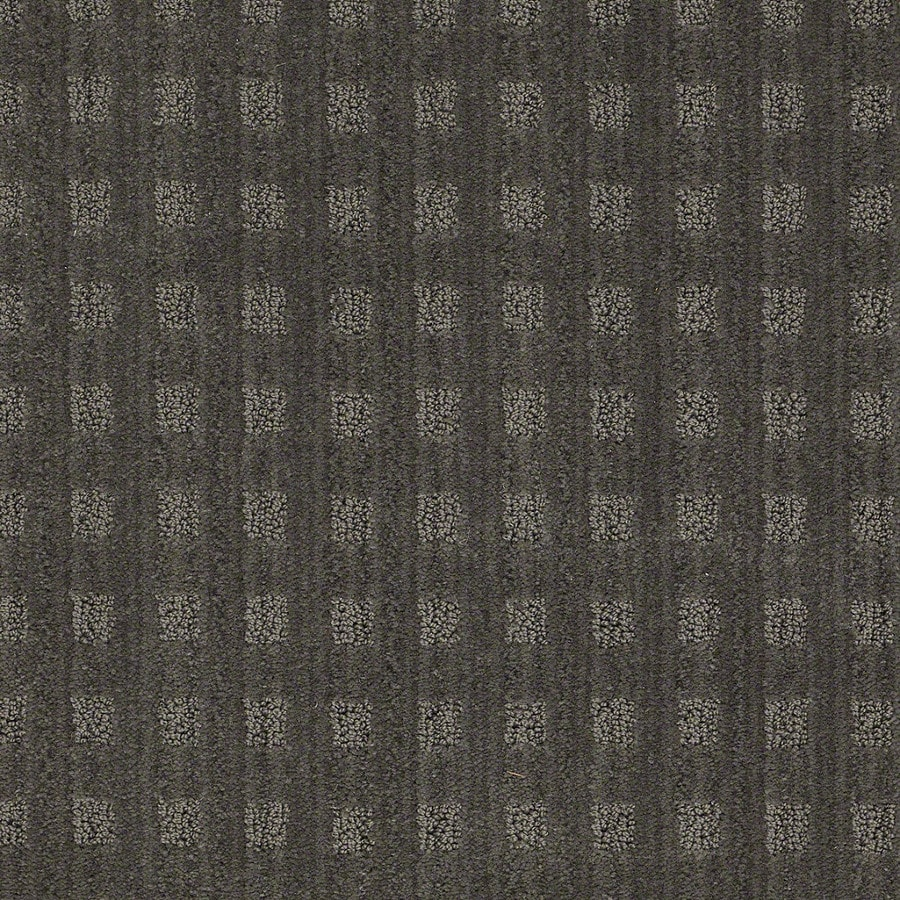STAINMASTER Active Family Apricot Lane Skyline Steel Carpet Sample