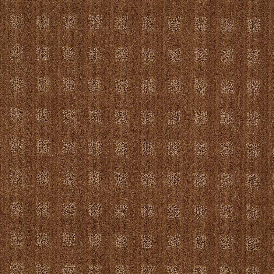 STAINMASTER Active Family Apricot Lane Melted Copper Carpet Sample