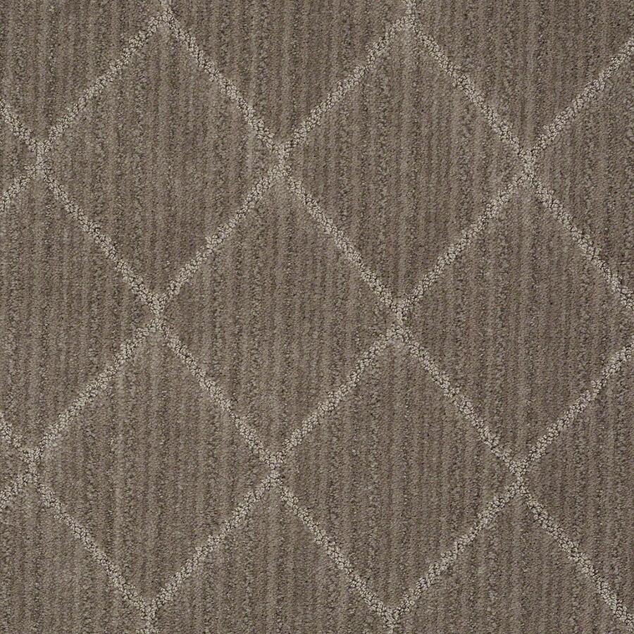 STAINMASTER Active Family Cross Creek Stonework Carpet Sample