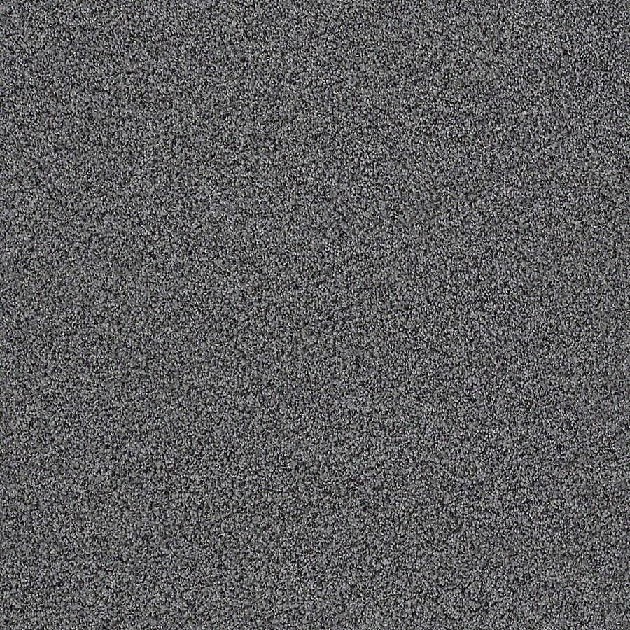 STAINMASTER LiveWell Vigorous II Authoritive Grey Carpet Sample