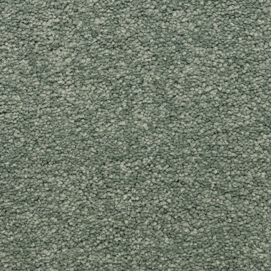 STAINMASTER LiveWell Classified Deep Sea Carpet Sample
