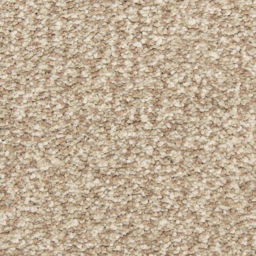 STAINMASTER LiveWell Grandstand Sandalwood Carpet Sample