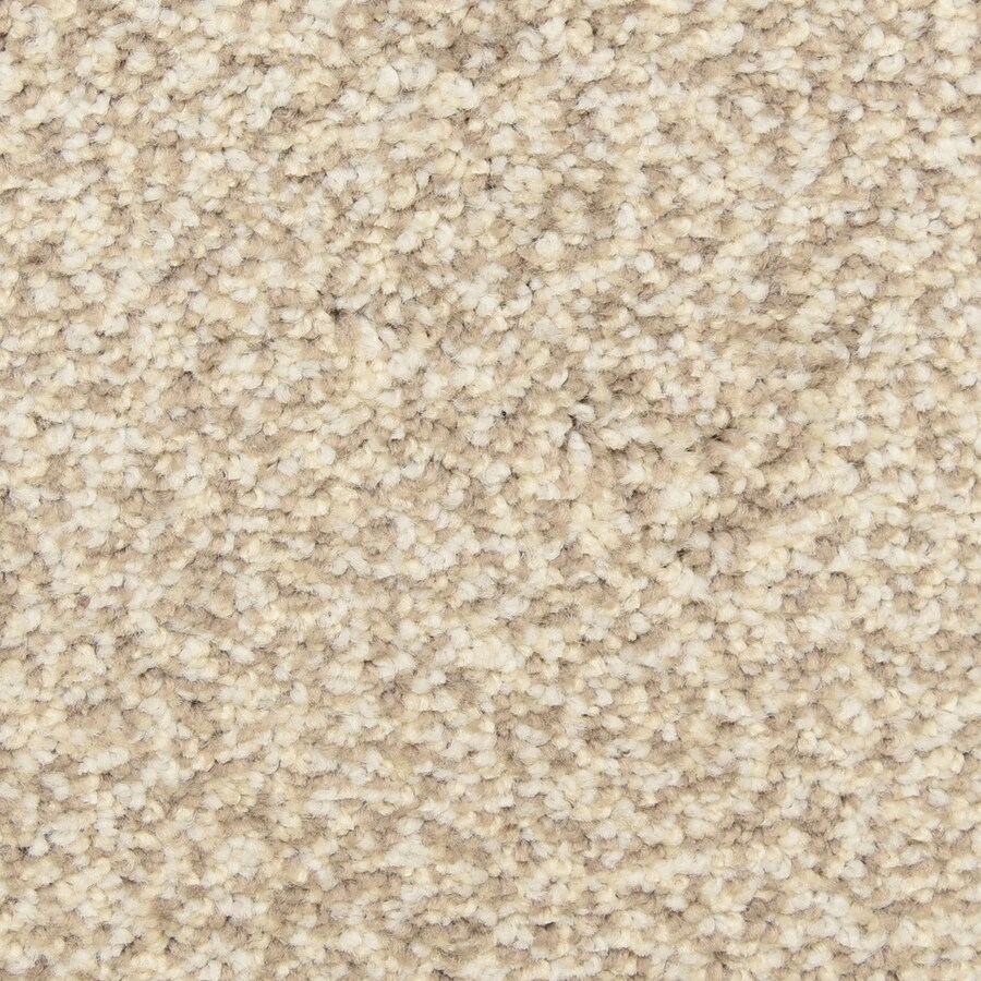 STAINMASTER LiveWell Festivity Maize Carpet Sample