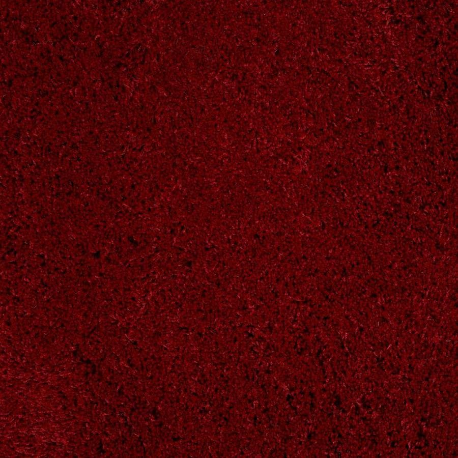 STAINMASTER Active Family Prosperity Jazzy Red Carpet Sample