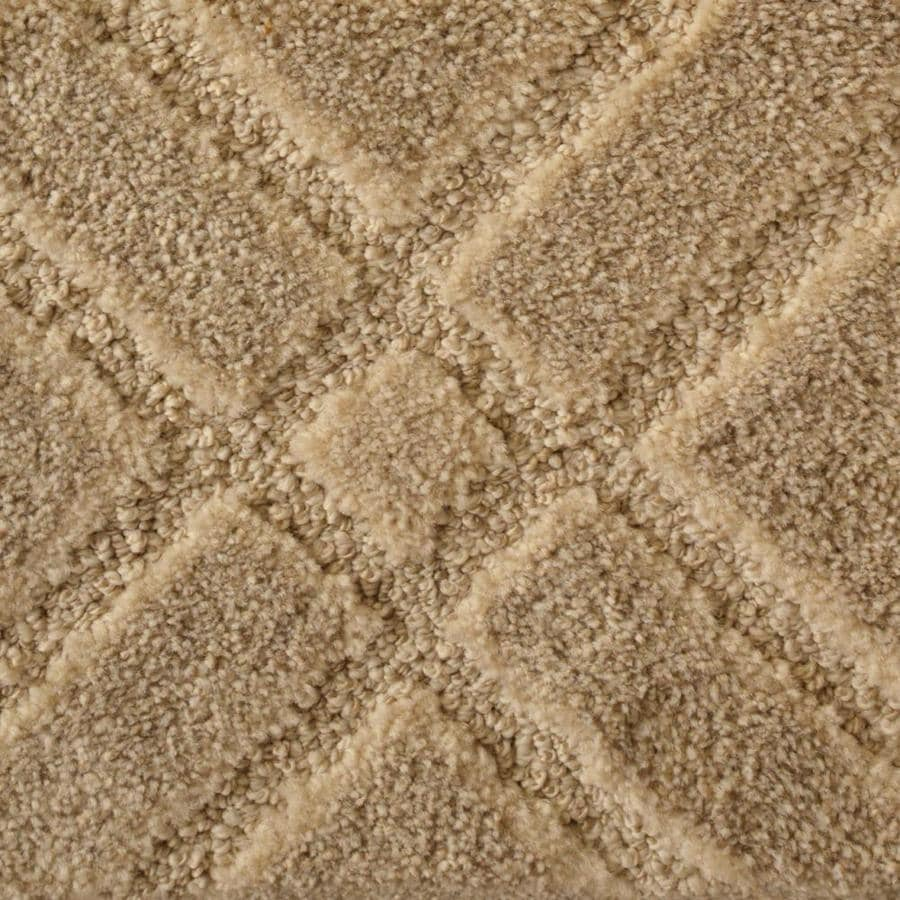 STAINMASTER Active Family Plentitude Antique Gold Carpet Sample