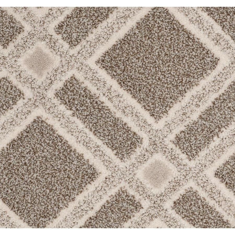 STAINMASTER Active Family Plentitude Simply Taupe Carpet Sample