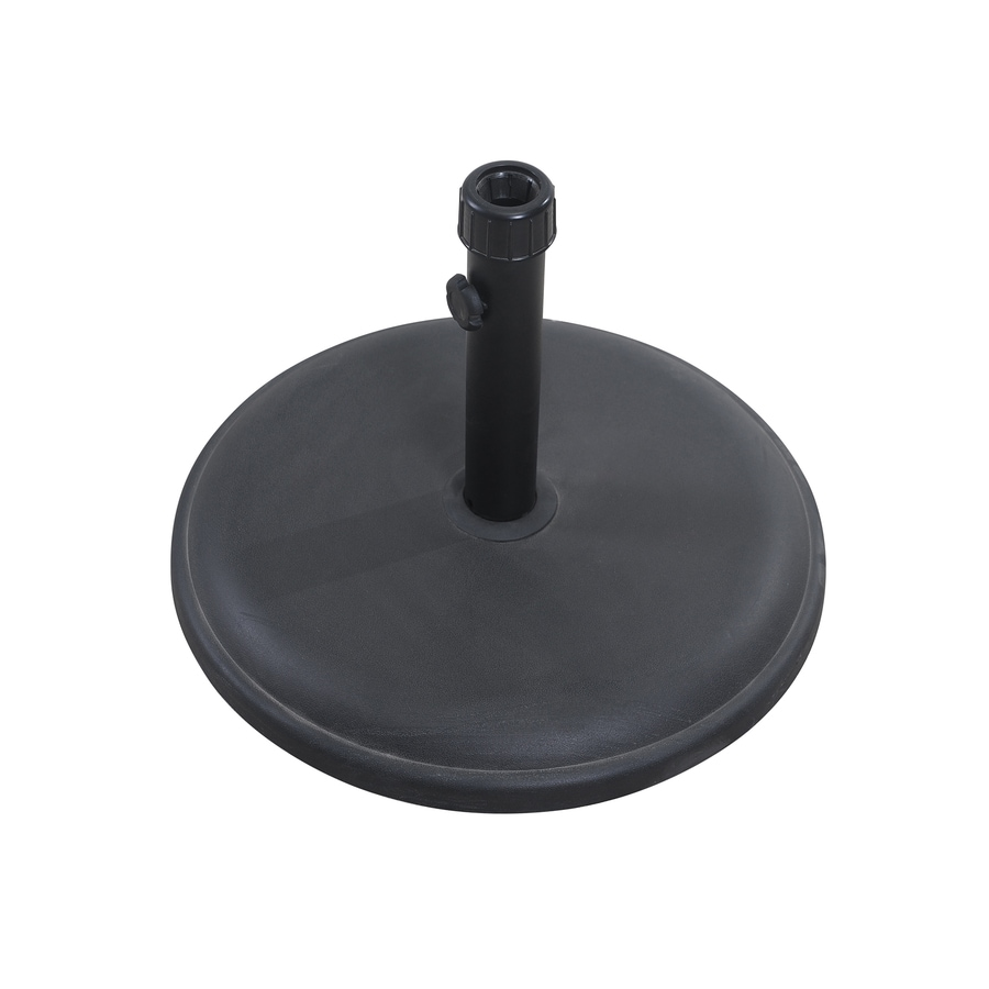 Sunjoy Black Patio Umbrella Base