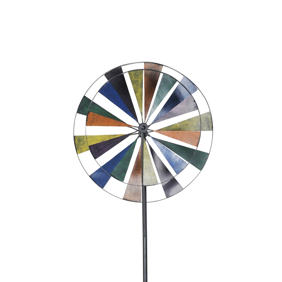Sunjoy Steel Wind Spinner