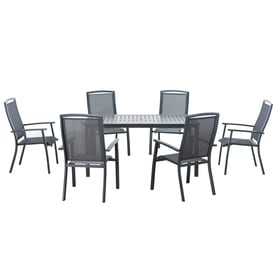 contemporary patio furniture sets at lowes com rh lowes com Metal Patio Furniture Sets Metal Patio Furniture Sets