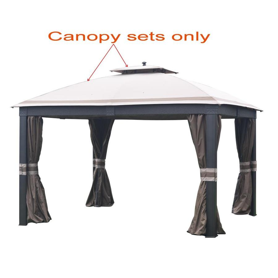 Sunjoy Gazebo Replacement Canopy Top at Lowes.com