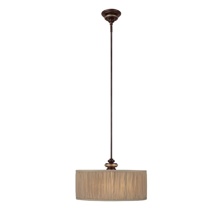 Century 20-in Champagne Bronze Single Pendant