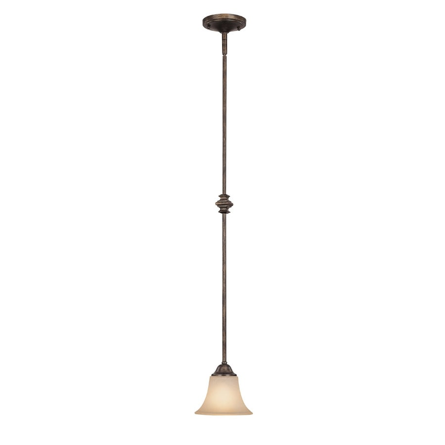 Shop Century 7 In Rustic Single Pendant At
