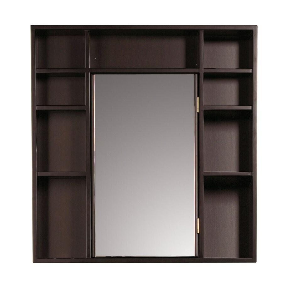 DECOLAV 30-in Medium Surface Mount Medicine Cabinet