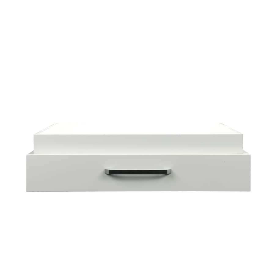 DECOLAV White Vanity Drawer Organizer