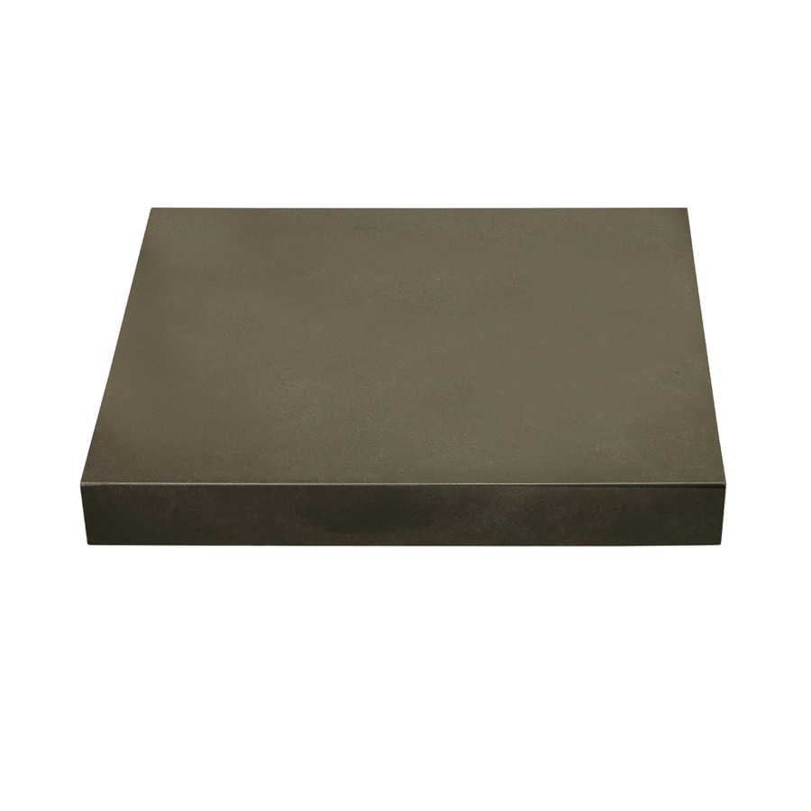DECOLAV Cameron Modular Grey Quartz Bathroom Vanity Top (Common: 25-in x 22-in; Actual: 26-in x 22-in)