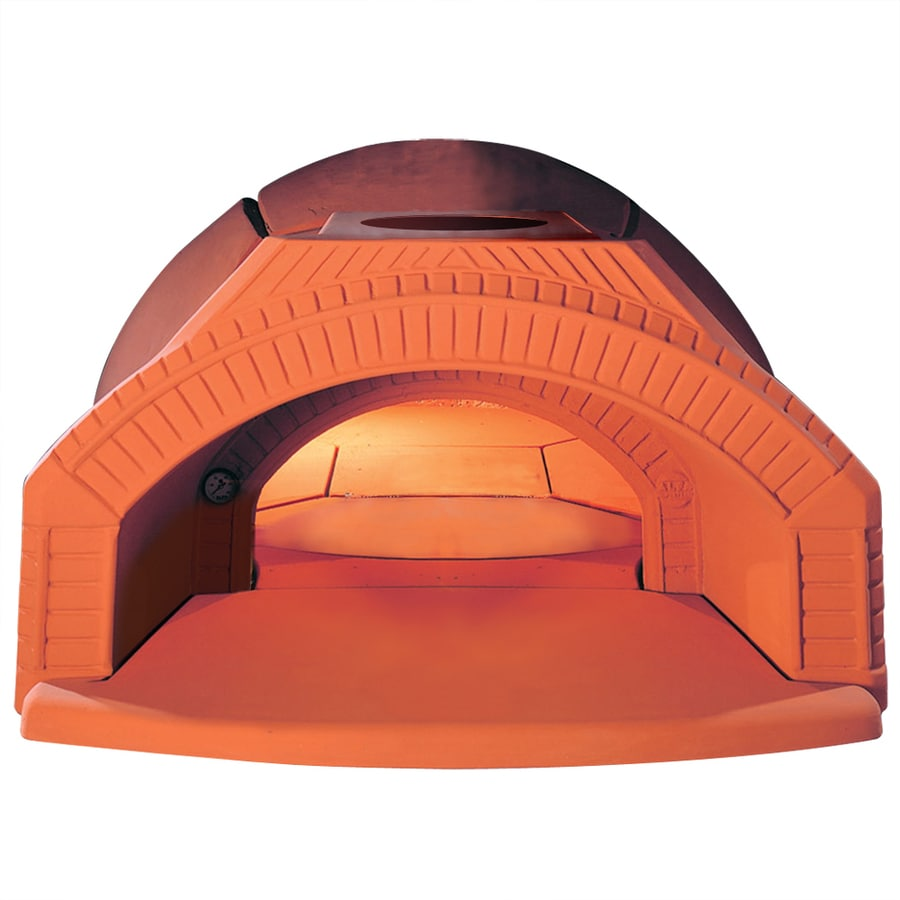 Alfa Pizza Forniref Brick Hearth Wood-Fired Outdoor Pizza Oven