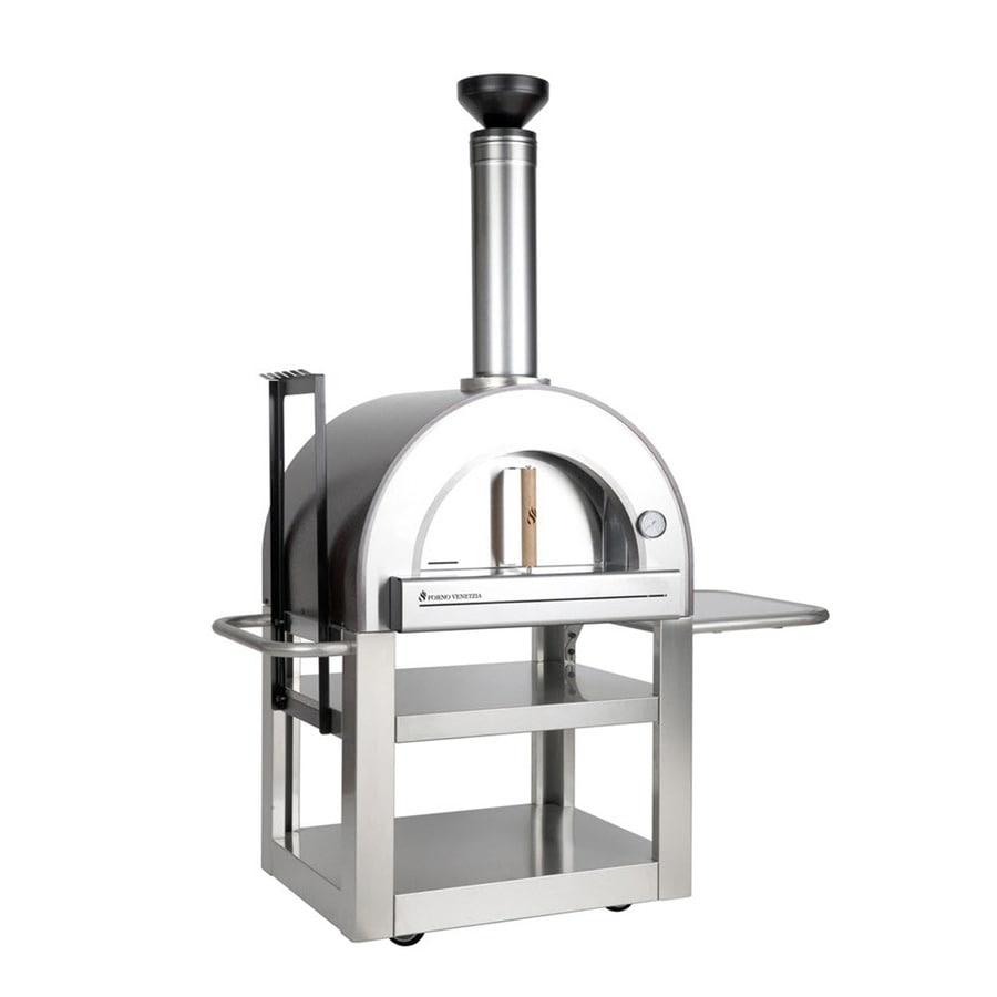 Forno Venetzia To Brick Hearth Wood Fired Outdoor Pizza Oven