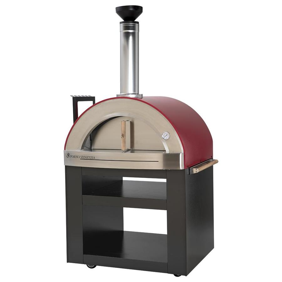 Hearth Oven: Forno Venetzia Torino Brick Hearth Wood-fired Outdoor