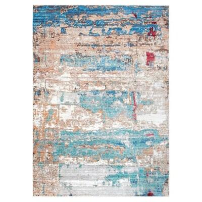 Nuloom Delisa Blue Indoor Area Rug Common 8 X 11 Actual 7 8333