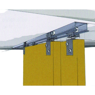 Sliding Closet Door Tracks Track Kits At Lowes Com