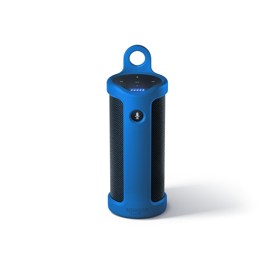 Amazon Tap Sling Covers Blue Portable Speaker Case