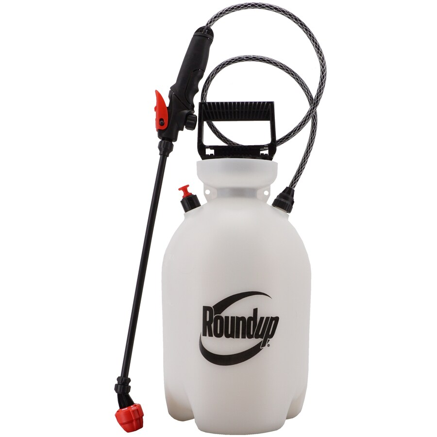 Roundup 2 Gallon Plastic Handheld Sprayer In The Garden Sprayers Department At Lowes Com