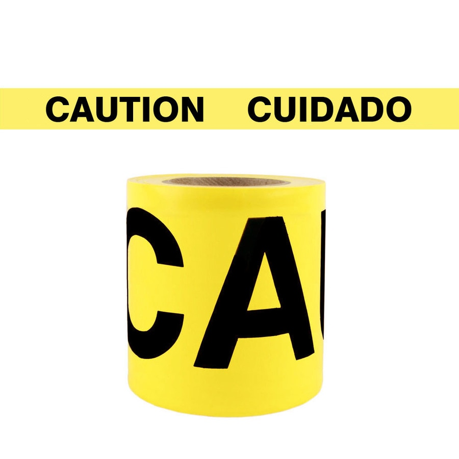 Halloween Caution Tape