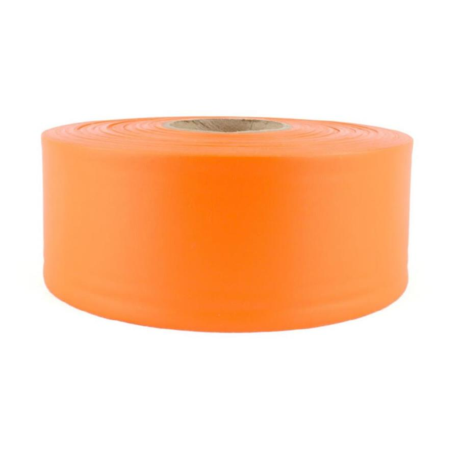 Presco 2-in x 600-ft Orange Flagging Tape