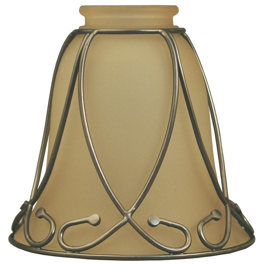 Amber Lamp Shade