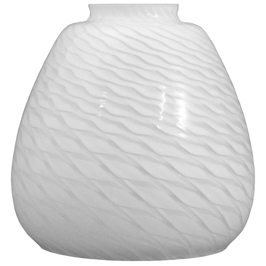 White Lamp Shade