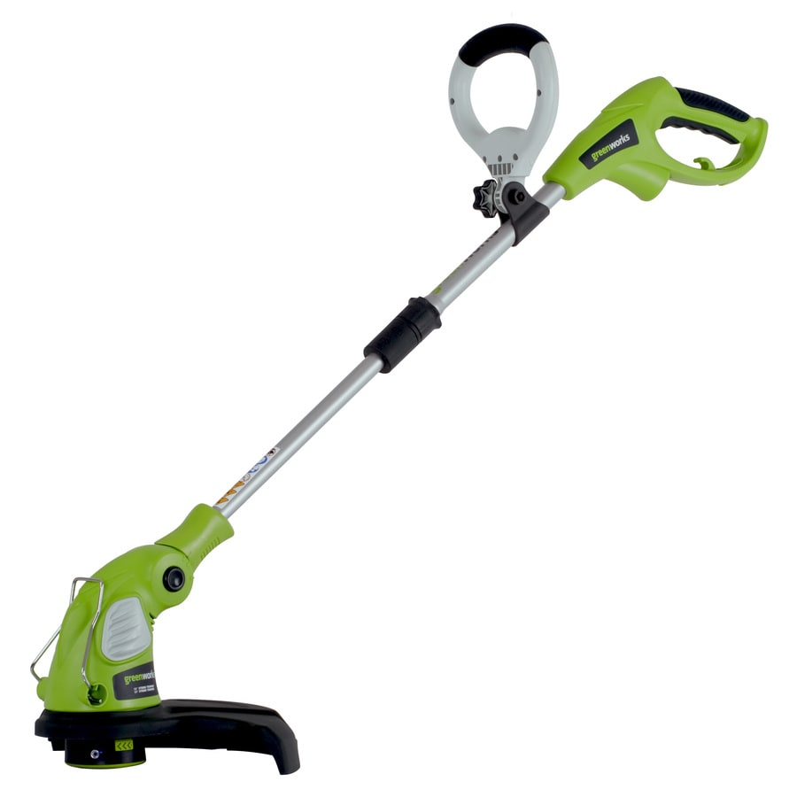 Greenworks 5.5-Amp 15-in Corded Electric String Trimmer and Edger