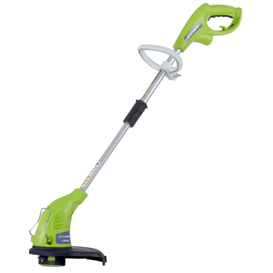 Greenworks 4-Amp 13-in Corded Electric String Trimmer at Lowes com