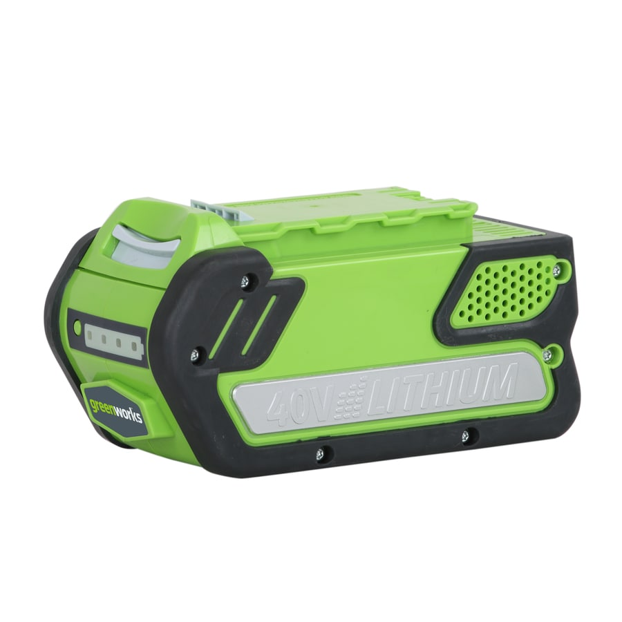 Greenworks 40-Volt 4-Amp Lawn Mower Battery